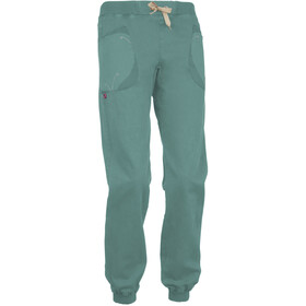 E9 Joy Trousers Women, sage green